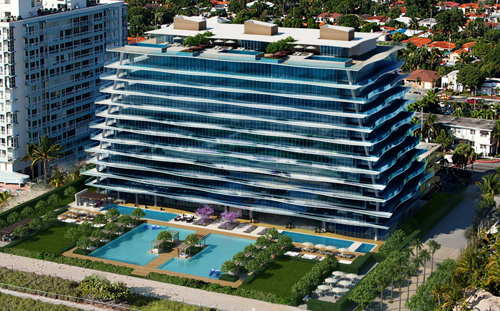 Fendi Chateau Residences, New Construction in Surfside