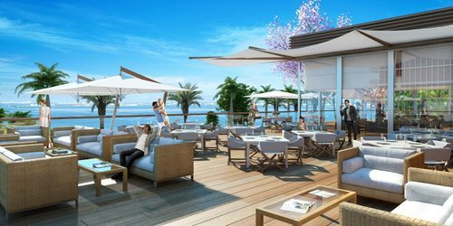 Paraiso Bay Beach Club, New Construction in Miami