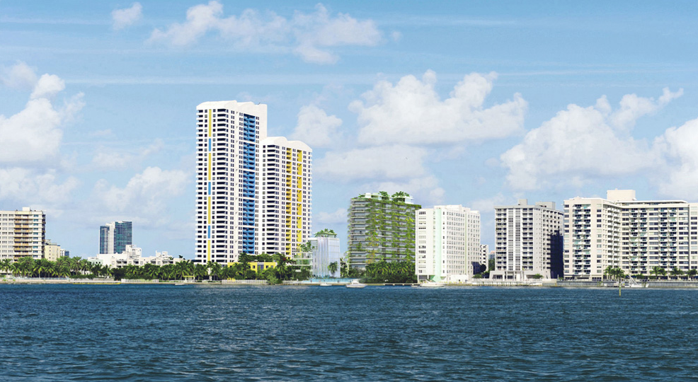 New Condos Proposed for West Avenue in Miami Beach