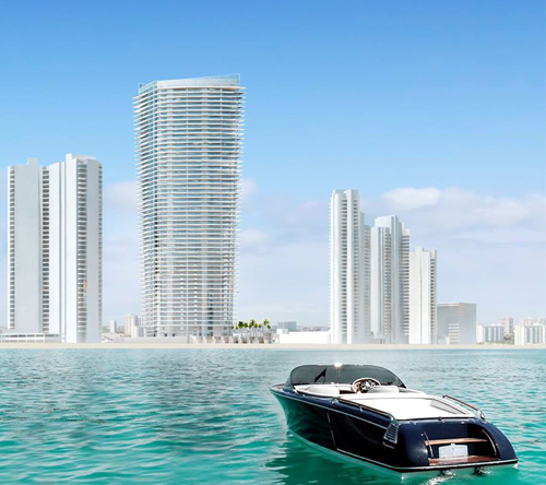 The Residences by Armani Casa, New Construction in Sunny Isles Beach