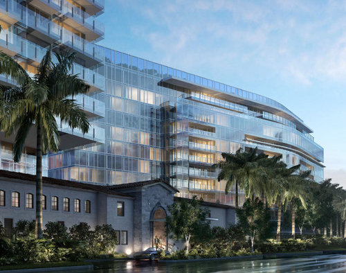 Surf Club, New Construction in Miami