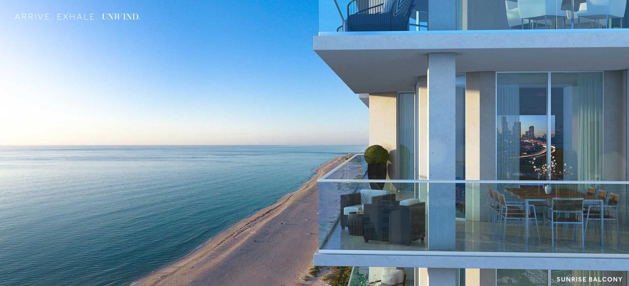 VistaBlue Singer Island, Luxury Condos Near Palm Beach