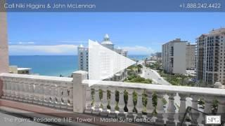 Residence 11E at The Palms - 2100 N. Ocean Blvd. Fort Lauderdale, FL