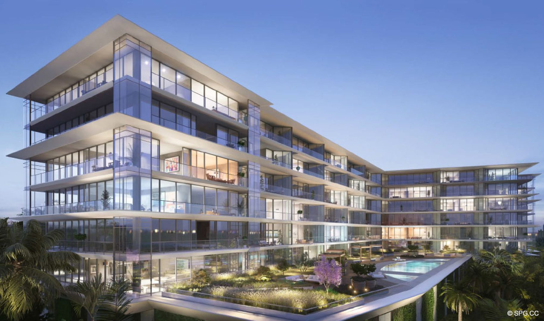 Spend Your Evenings at 3900 Alton, Luxury Waterfront Condos in Miami Beach, Florida 33140