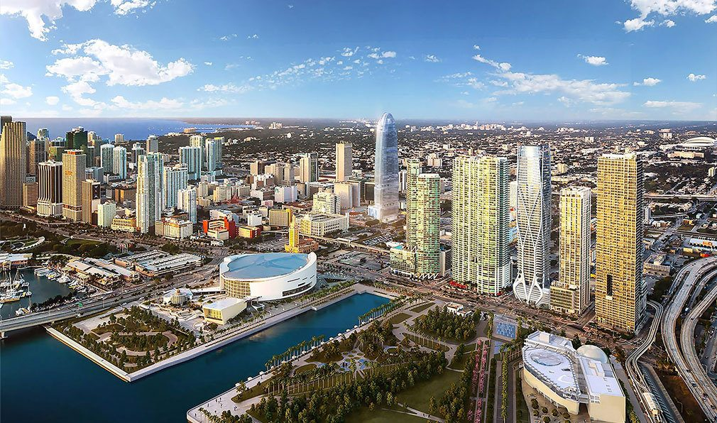 A Stunning Addition to the Miami Skyline, Okan Tower, Luxury Condos in Miami, Florida 33136