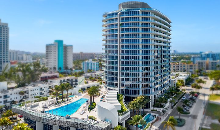 Residence 604 For Sale at Paramount, Luxury Oceanfront Condominiums Fort Lauderdale, Florida 33304