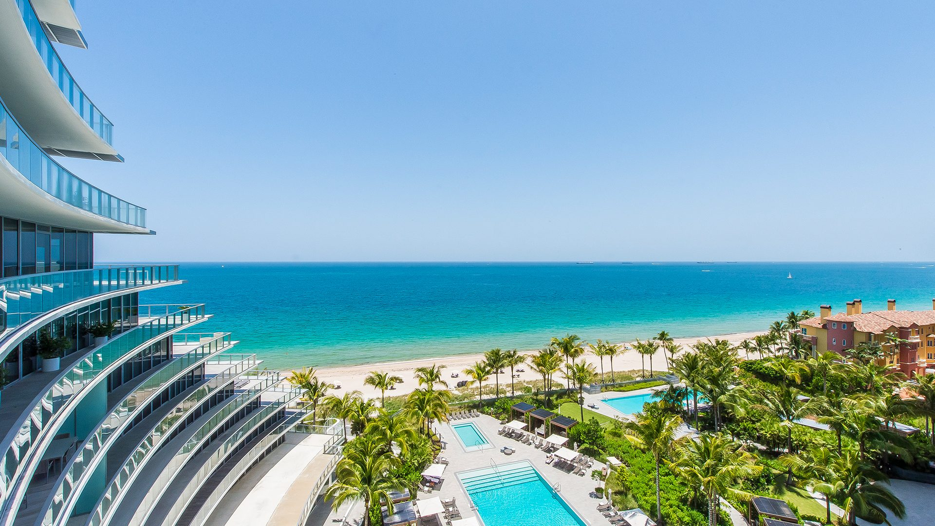 Residence N902 at Auberge Beach Residences and Spa Fort Lauderdale, FL 33305
