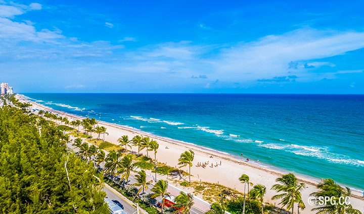 View Terrace Residence 604 For Sale at Paramount, Luxury Oceanfront Condominiums Fort Lauderdale, Florida 33304