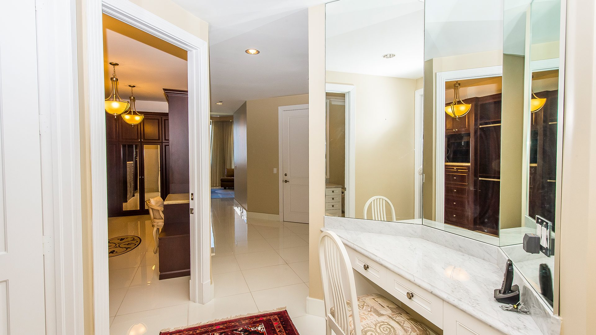 Residence 507 at Bellaria, Luxury Oceanfront Condominiums in Palm Beach, Florida 33480.