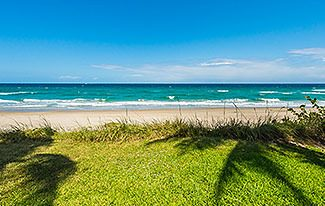 Thumbnail Image for Residence 3A at 1153 Hillsboro Mile, a Luxury Oceanfront Townhome For Rent in Hillsboro Beach, Florida 33062