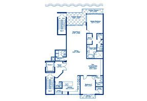 Click to View the Abaco North Floorplan