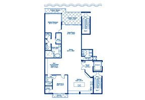 Click to View the Abaco South Floorplan