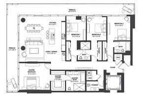 Click to View the Residence A Floorplan