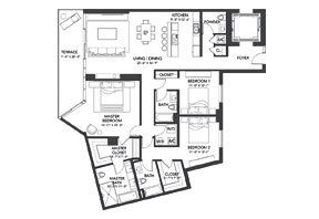 Click to View the Residence C Floorplan