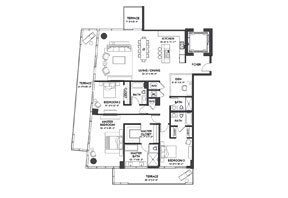 Click to View the Residence F Floorplan