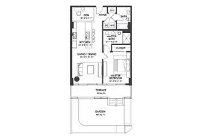 Click to View the Residence K Floorplan