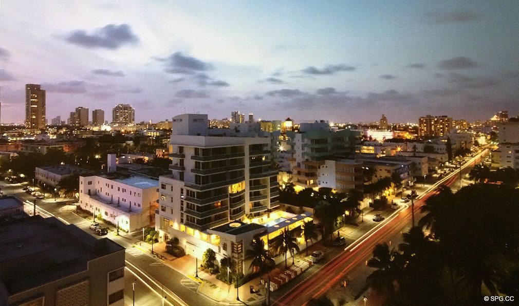 Views of Miami Beach at 321 Ocean, Luxury Oceanfront Condominiums Located at 321 Ocean Drive, Miami Beach, FL 33139
