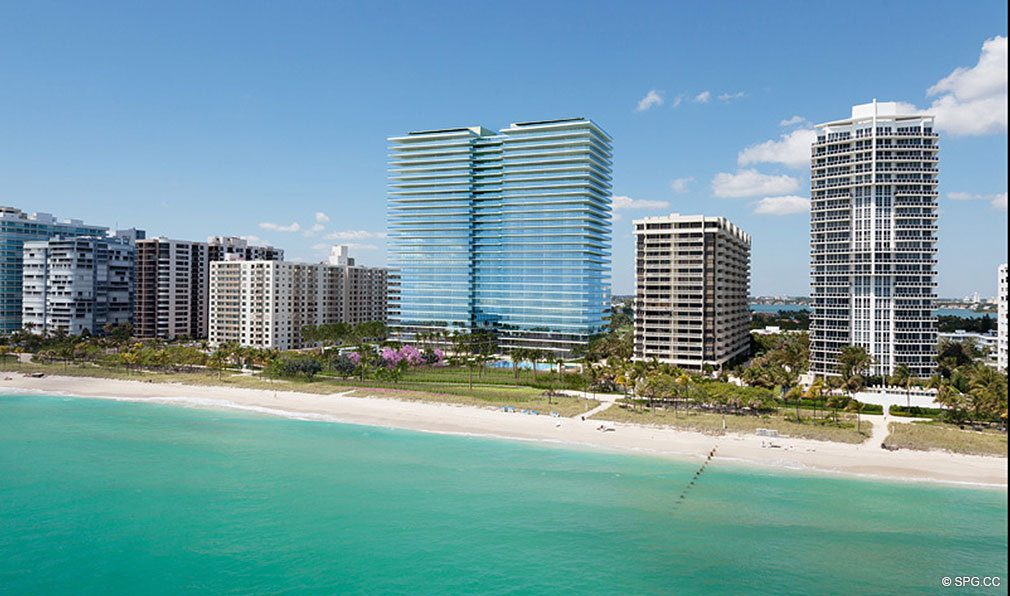Beachfront at Oceana Bal Harbour, Luxury Oceanfront Condominiums at 10201 Collins Ave, Bal Harbour, FL 33154